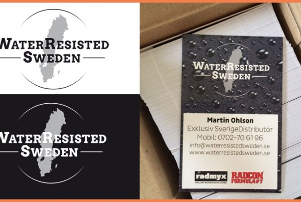 Water Resisted Sweden
